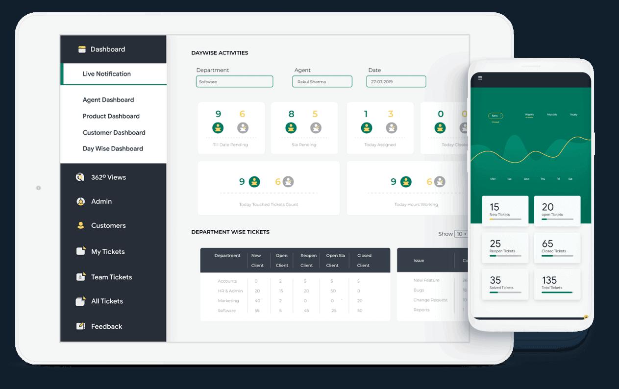 treeone-demo-tikketing-software